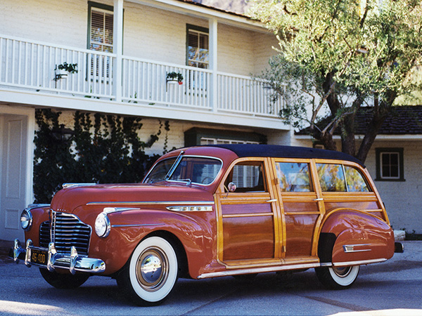 1948 Buick Special Estate