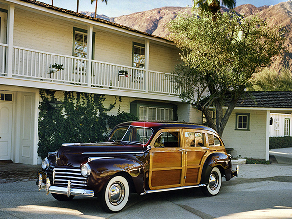 1941 Chrysler Town & Country