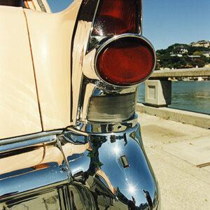 1957 Buick Century Caballero Tailfin