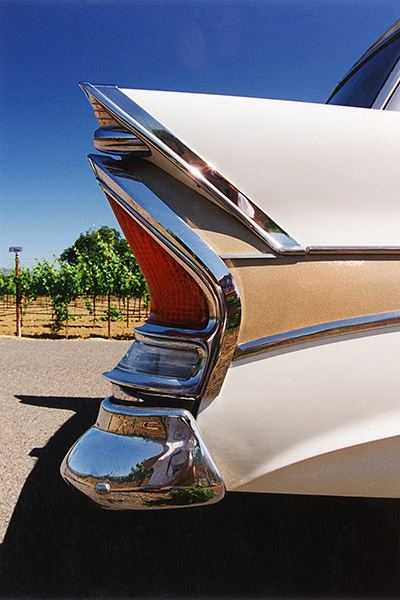 1958 Packard Clipper Tailfin